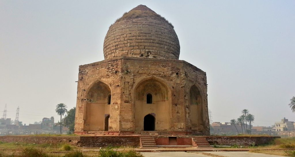 Asif Khan's Tomb