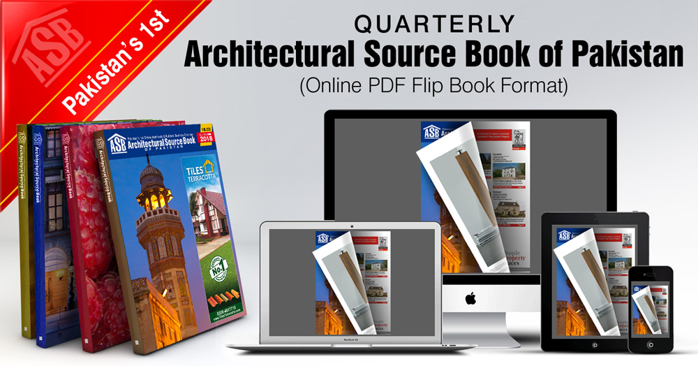 Quarterly Architectural Source Book of Pakistan Online