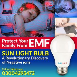 Protect your family from EMF, Cell phone radiations