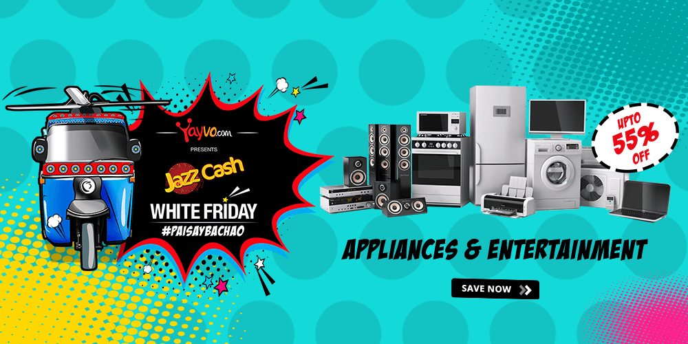 Yayvo JazzCash Black Friday 2018