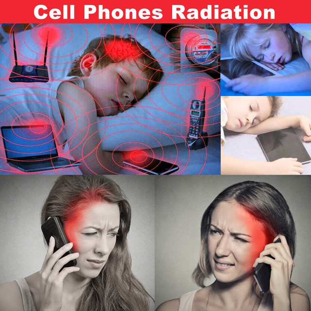 Cell phone radiations, Protect your family from EMF today